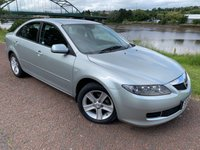 2007 MAZDA 6 1.8 S 5d 120 BHP £900.00