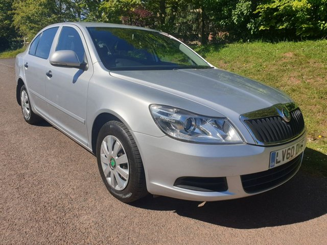 USED 2010 60 SKODA OCTAVIA 1.6 S TDI CR 5d 104 BHP **£30 ROAD FUND**2 OWNERS**SUPERB DRIVE**