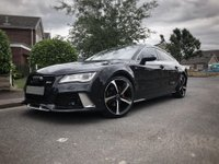 USED 2011 AUDI A7 3.0 TDI S LINE 5d AUTO  FULL RS7 APPEARANCE PACK
