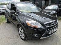 2010 FORD KUGA 2.0 ZETEC TDCI 2WD 5d 138 BHP £5995.00