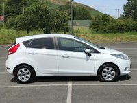 USED 2012 12 FORD FIESTA 1.6 TITANIUM ECONETIC TDCI 5d 94 BHP SERVICE HISTORY, FULL LEATHER