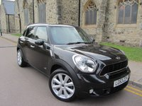 2013 MINI COUNTRYMAN 1.6 COOPER S ALL4 5d 184 BHP £11495.00