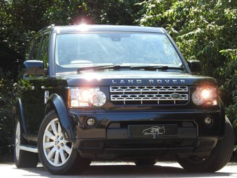 2013 LAND ROVER DISCOVERY 3.0 4 SDV6 XS 5d AUTO 255 BHP £14690.00