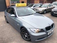 USED 2006 06 BMW 3 SERIES 2.0L 320D SE 4d 161 BHP