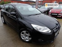 USED 2011 61 FORD FOCUS 1.6 EDGE TDCI 115 5d 114 BHP NEW MOT, SERVICE & WARRANTY
