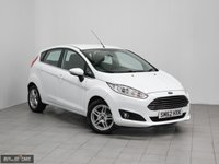 USED 2013 62 FORD FIESTA 1.0 ZETEC 5d 79 BHP Finance Available In House