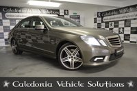 """USED 2012 12 MERCEDES-BENZ E CLASS 2.1 E250 CDI BLUEEFFICIENCY SPORT 4d AUTO 204 BHP IMMACULATE LOW MILEAGE EXAMPLE WITH 19"""" AMG STYLE ALLOY UPGRADE AND NAVIGATION 50"""
