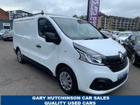 USED 2015 RENAULT TRAFIC 1.6 SL27 BUSINESS PLUS DCI S/R P/V 1d 115 BHP