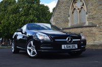 USED 2014 14 MERCEDES-BENZ SLK 2.1 SLK250 CDI BLUEEFFICIENCY 2d 204 BHP