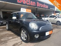 USED 2007 57 MINI HATCH COOPER 1.6 Cooper 3dr FULL SERVICE HISTORY-2 KEYS