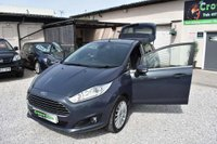 USED 2013 13 FORD FIESTA 1.0 EcoBoost Titanium (s/s) 5dr 3 MONTHS WARRANY & PDI CHECKS