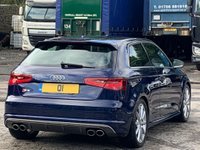 USED 2013 63 AUDI A3 2.0 TFSI S Tronic quattro 3dr BUY ONLINE +FREE HOME DELIVERY