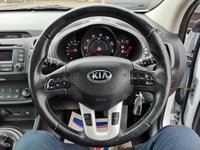 USED 2013 13 KIA SPORTAGE 1.7 CRDi 2 2WD 5dr PANORAMIC ROOF+BLUETOOTH+AUX