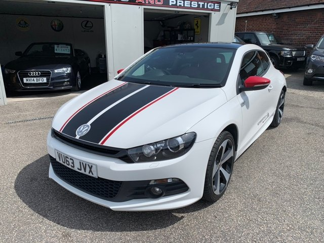 VOLKSWAGEN SCIROCCO at Euxton Sports and Prestige
