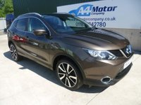 USED 2014 64 NISSAN QASHQAI 1.5 dCi Tekna 5dr £0 DEPOSIT FINANCE AVAILABLE!