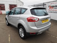 USED 2008 58 FORD KUGA 2.0 TDCi Titanium 4x4 5dr LOW MILES+CLIMATE