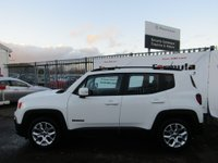 USED 2015 15 JEEP RENEGADE 1.6 MultiJet Longitude 5dr 2 OWNERS+LOW LOW MILES+VALUE