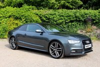 2013 AUDI A5 2.0 TDI BLACK EDITION 2d 177 BHP £12350.00