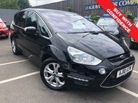 USED 2010 10 FORD S-MAX 2.0 TITANIUM TDCI 5d 138 BHP PARKING SENSORS + LONG MOT