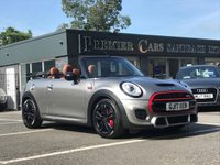 2017 MINI CONVERTIBLE 2.0 JOHN COOPER WORKS 3d 228 BHP £19990.00
