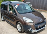 USED 2014 63 PEUGEOT PARTNER 1.6 HDI TEPEE OUTDOOR 5d 92 BHP Very Low Miles - 6 Peugeot Services - 2 Owners