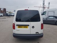 USED 2017 67 VOLKSWAGEN CADDY MAXI 2.0 C20 TDI  MAXI L.W.B VAN EURO 6 (( BIG SPEC VAN )) ((( LOTS MORE SMALL VANS IN STOCK ))