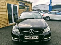 USED 2012 62 MERCEDES-BENZ C CLASS 2.1 C220 CDI BLUEEFFICIENCY EXECUTIVE SE 4d 168 BHP ****FINANCE AVAILABLE **** £43 A WEEK