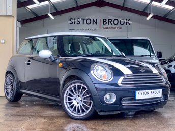 2007 MINI HATCH COOPER 1.6 COOPER 3d AUTO 118 BHP £4799.00