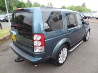 USED 2010 59 LAND ROVER DISCOVERY 3.0 4 TDV6 XS 5d AUTO 245 BHP