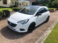 USED 2016 16 VAUXHALL CORSA 1.4 LIMITED EDITION ECOFLEX 3d 74 BHP Very high spec car..2 Keys
