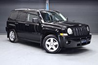 USED 2008 JEEP PATRIOT 2.0 CRD LIMITED 5d 139 BHP