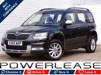 USED 2015 65 SKODA YETI 2.0 OUTDOOR S TDI SCR 5d 109 BHP 30 POUND ROAD TAX 1 OWNER
