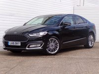 2016 FORD MONDEO 2.0 VIGNALE TDCI 4d 177 BHP £12500.00