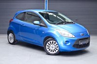 USED 2009 FORD KA 1.2 ZETEC 3d 69 BHP