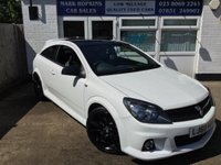 USED 2010 60 VAUXHALL ASTRA 2.0 VXR ARCTIC EDITION 3d 236 BHP 41K 19'ALLOYS 6SPD KEYLESS IGN LEATHER PRIVACY GLASS EXC CONDITION
