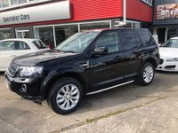 USED 2014 14 LAND ROVER FREELANDER 2.2 SD4 SE 5d AUTO 190 BHP