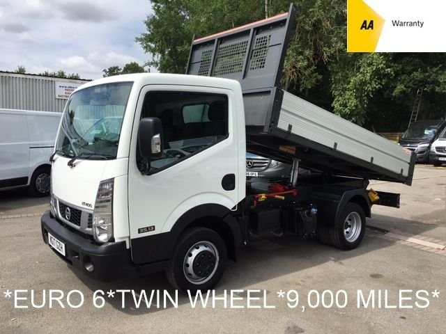 View our NISSAN NT400 CABSTAR