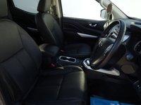 USED 2018 68 NISSAN NAVARA 2.3 DCI TEKNA SHR DCB 4d AUTO 190 BHP NISSAN NIVARA TEKNA EURO 6 AUTO ROLLER SHUTTER