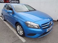 2015 MERCEDES-BENZ A CLASS 1.5 A180 CDI BLUEEFFICIENCY SE 5d AUTO 109 BHP £9775.00