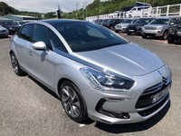USED 2015 15 CITROEN DS5 2.0 BLUEHDI DSPORT 5d 180 BHP High Spec DSport Auto with Low Mileage