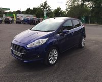 USED 2016 66 FORD FIESTA 1.0 TITANIUM NAVIGATOR ECOBOOST (100PS) THIS VEHICLE IS AT SITE 2 - TO VIEW CALL US ON 01903 323333