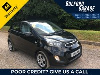USED 2011 61 KIA PICANTO 1.0 1 AIR 5d 68 BHP