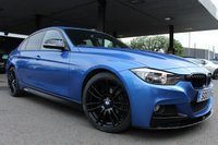 USED 2013 13 BMW 3 SERIES 2.0 318D M SPORT 4d 141 BHP