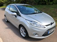 USED 2012 61 FORD FIESTA 1.4 ZETEC TDCI 3d 69 BHP **£20 ROAD FUND**FULL HISTORY**2 OWNERS**