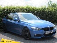 USED 2013 63 BMW 3 SERIES 2.0 320D M SPORT 4d * M-SPORT * BMW SERVICE HISTORY *