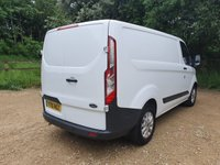 USED 2016 16 FORD TRANSIT CUSTOM 2.2 5d 100BHP **NO VAT** FULL SERVICE HISTORY 1 OWNER  FULL SERVICE HISTORY - SPARE KEY - RAC PLATINUM WARRANTY - NATIONWIDE DELIVERY