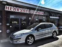 USED 2006 06 PEUGEOT 407 2.0 SW SE HDI 5d 135 BHP