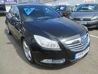 2011 VAUXHALL INSIGNIA 1.8 SRI VX-LINE 5d 138 BHP £4795.00