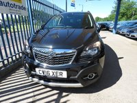 USED 2016 16 VAUXHALL MOKKA 1.6 SE CDTI ECOFLEX S/S 5d 134 BHP Just £30 Tax,Full Leather and service history