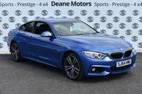 USED 2014 64 BMW 4 SERIES 3.0 435D XDRIVE M SPORT 2d AUTO 309 BHP BIG SPEC